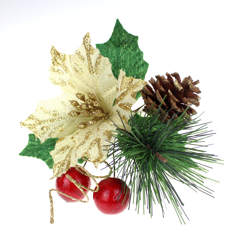 Top decorative christmas tree picks ornaments