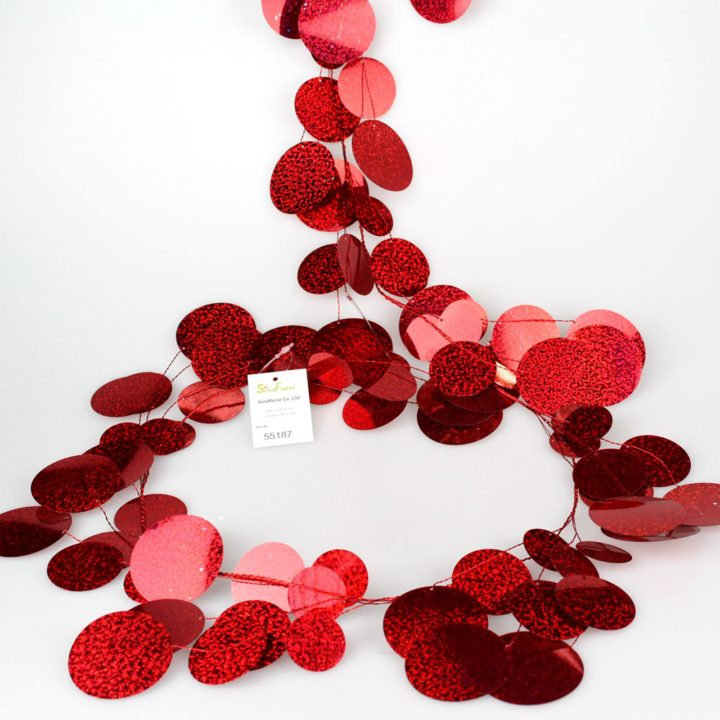 Christmas garlands wholesale supplier
