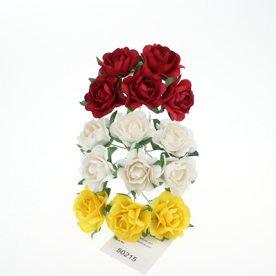 Mulberry paper flowers wholesale for scrapbooking paper flowers bulk manufacturer 50215 mightylinksfo