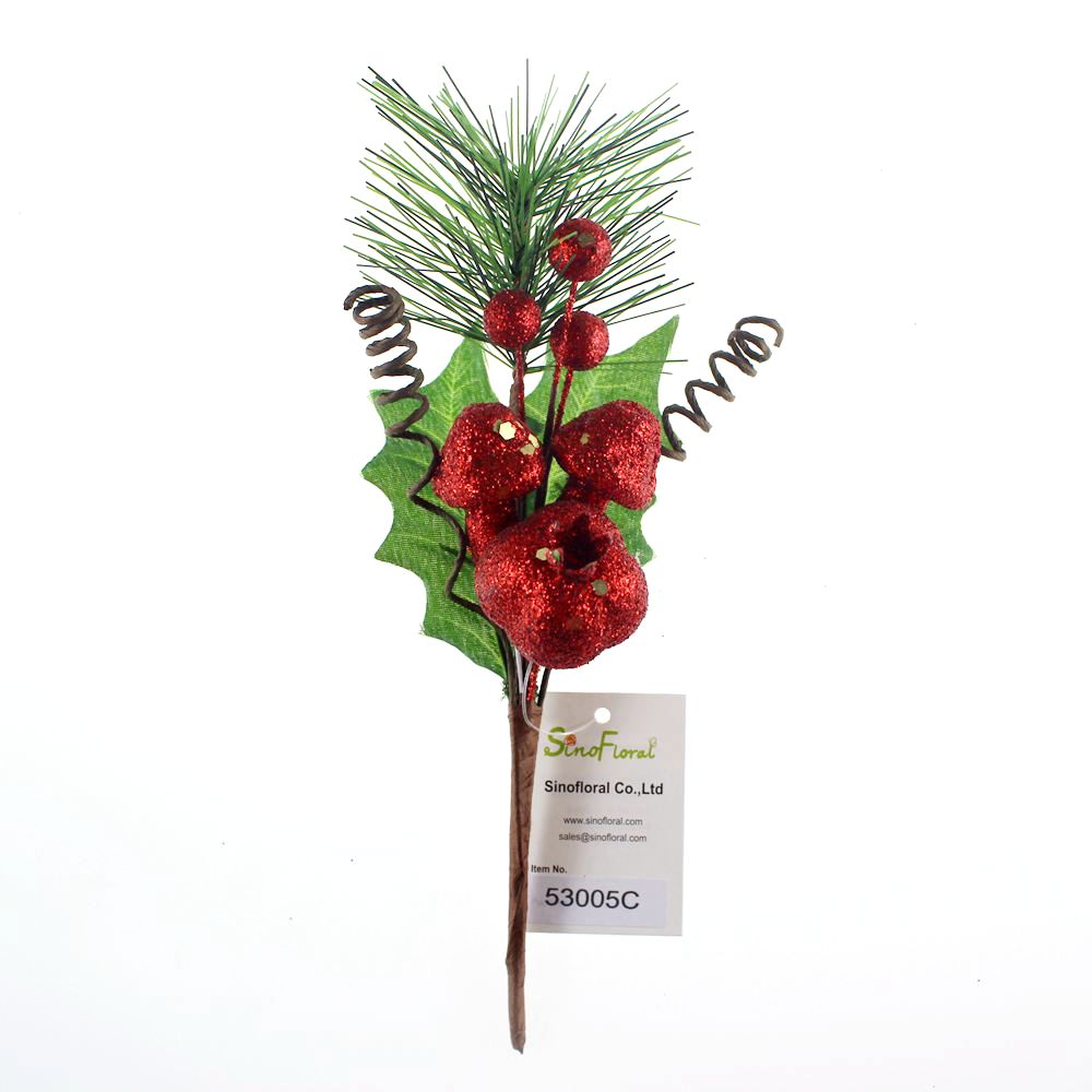 Christmas Berry Tree Hawaii: Christmas Floral Picks