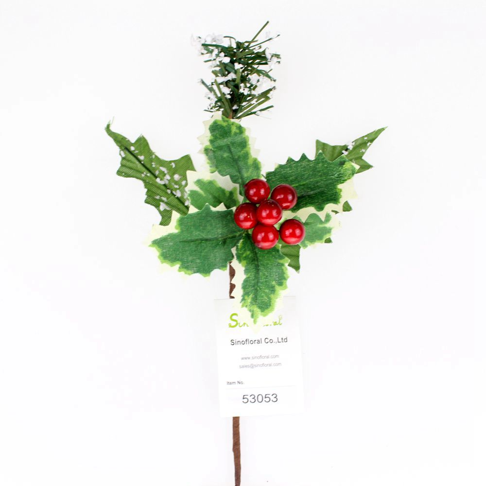 Christmas Berry Tree Hawaii: Christmas Decorative Picks