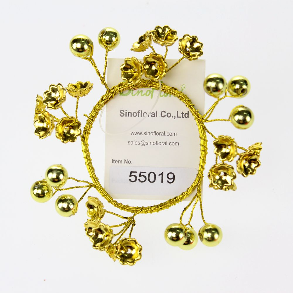 Christmas candle ring wholesale