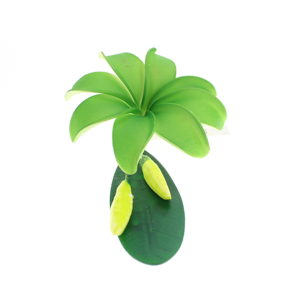 Foam tropical flower picks move your mouse over image izmirmasajfo