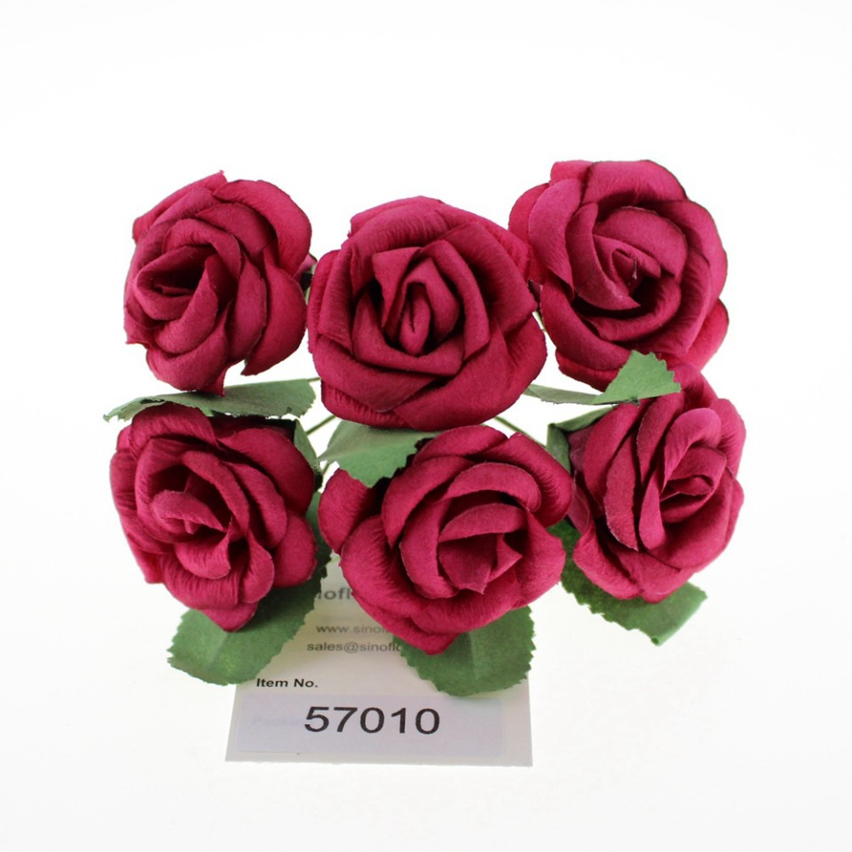 Mulberry Paper Flowers Wholesale For Scrapbooking