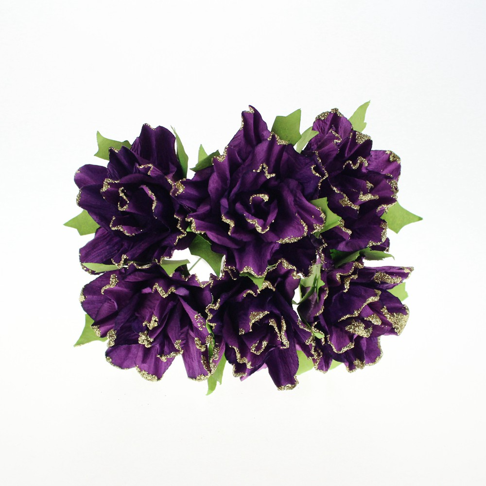 wholesale mulberry paper flowers