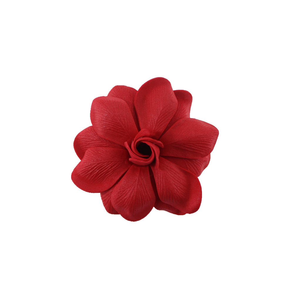 Foam Gardenia Flowers Hawaiian Hair Wholesale From China